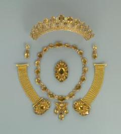 Parure, France (c.1820-27); image from NGV collection