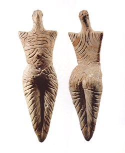 cucuteni figurine, p26
