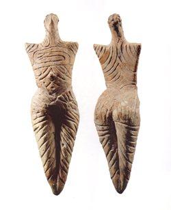 cucuteni figurine, p26