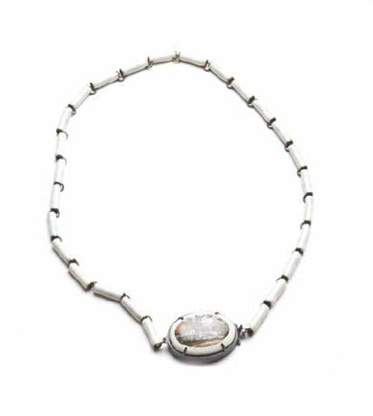 Necklace for The Grande; image used with artist permission; copyright belongs to the artist