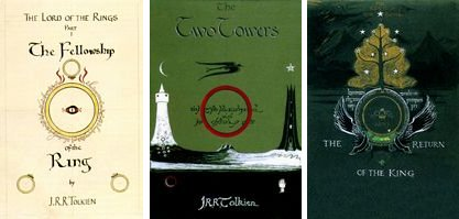 original book cover designs (from Wiki)