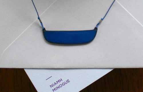 pendant by Naimh Minogue