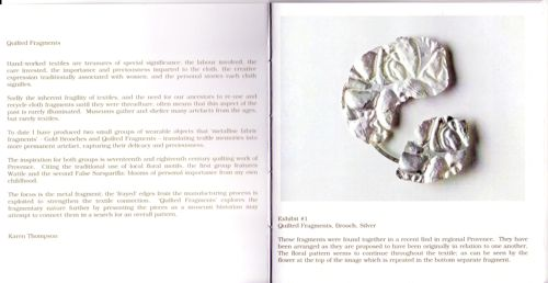 booklet, pages 1 and 2
