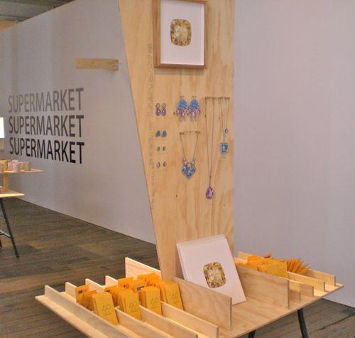 installation of Anna Davern + Lucy James