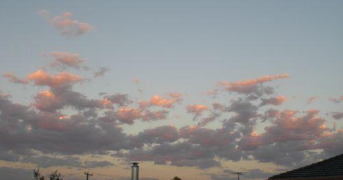 sunset 18Feb14