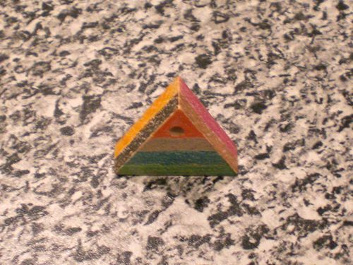 triangle bead 1
