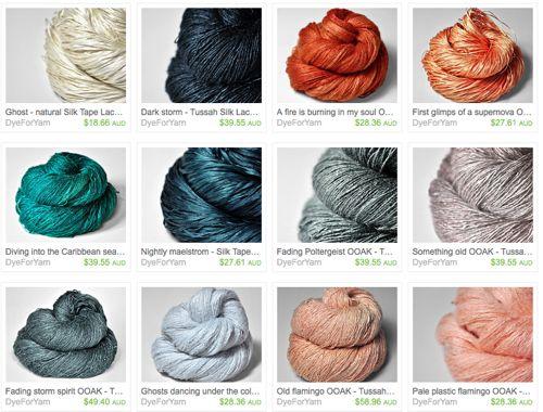 yarn deliciousness