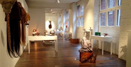 exhibition at Craft